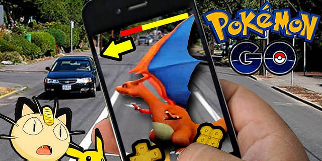 Pokemon Go fudge yourself